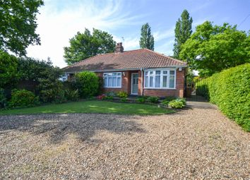 Thumbnail 2 bed semi-detached bungalow for sale in Church Lane, Sprowston, Norwich