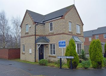 Thumbnail 3 bed detached house for sale in St. Nicholas Court, Scunthorpe