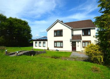 Thumbnail 4 bed detached house for sale in Meadows Edge, Heol Y Foel, Foelgastell, Llanelli, Carmarthenshire