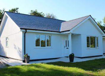 Thumbnail 3 bed detached bungalow for sale in Llanddona, Beaumaris