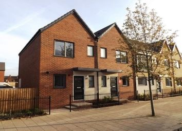 Thumbnail 2 bed terraced house to rent in College Road, Doncaster