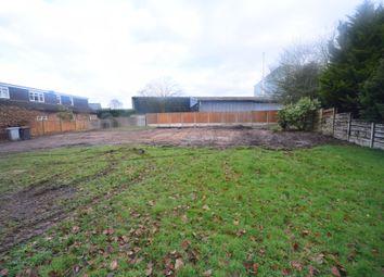 Thumbnail Land for sale in Sandy Lane, Aston, Nantwich