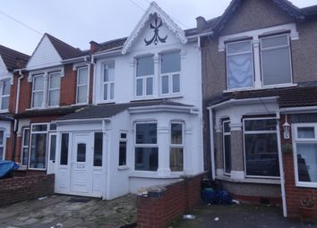 Thumbnail 4 bedroom terraced house for sale in Kingston Road, Ilford