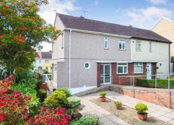Thumbnail 2 bedroom semi-detached house for sale in Fairwood Road, West Cross, Swansea