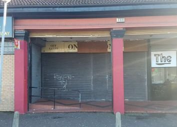 Thumbnail Retail premises to let in 36 Lochdochart Road, Glasgow