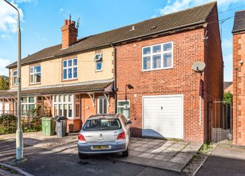 Thumbnail 6 bed semi-detached house for sale in Oliver Road, Loughborough