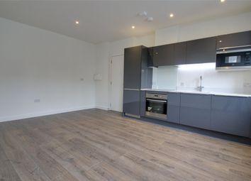 Thumbnail 1 bed flat to rent in Roman House, Hanworth Lane, Chertsey, Surrey