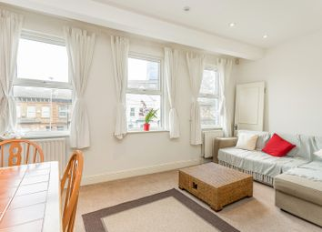 Thumbnail 3 bed flat to rent in Top Floor Flat, Battersea