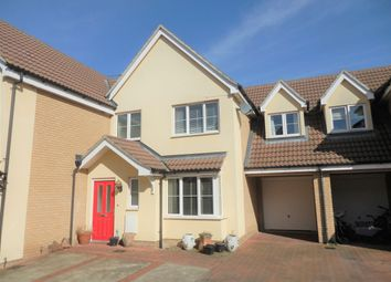 Thumbnail 3 bed terraced house to rent in Williamsburg Avenue, Harwich