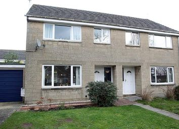 Thumbnail 3 bedroom semi-detached house for sale in Conygar Road, Tetbury