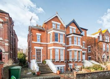 Thumbnail 1 bedroom flat for sale in Russell Court, 13 Christ Church Road, Folkestone