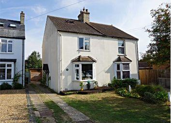 2 bed semi-detached house for sale in Shefford Road, Shefford SG17