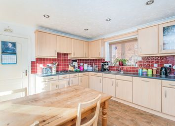 Thumbnail 4 bed detached house for sale in West Lake Avenue, Hampton Vale, Peterborough