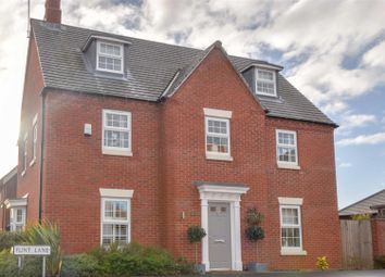 Thumbnail 5 bed detached house for sale in Flint Lane, Barrow Upon Soar, Loughborough