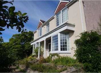 Thumbnail 4 bed detached house for sale in Park Road, Plymouth