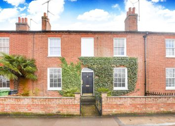 4 bed terraced house for sale in Shaw Road, Newbury RG14