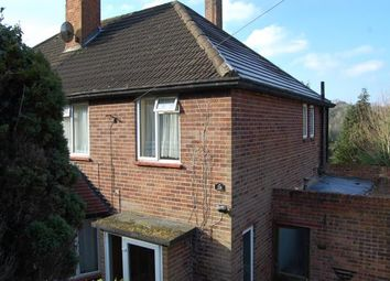 Thumbnail 3 bed semi-detached house for sale in Roffey Close, Na, Purley, Surrey