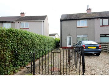 Thumbnail 2 bedroom semi-detached house for sale in Craigard Road, Dundee