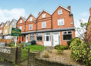 Thumbnail 3 bed terraced house for sale in The Slough, Crabbs Cross, Redditch, Worcestershire