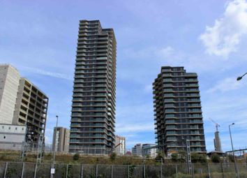 Thumbnail 2 bed flat for sale in Stratford Place, London