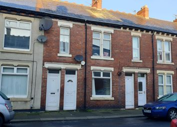 Thumbnail 2 bed flat to rent in Albert Avenue, Wallsend