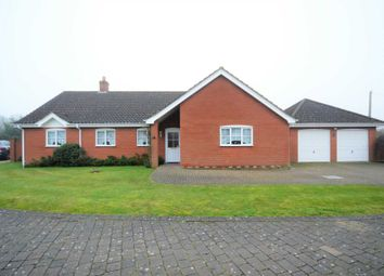 Thumbnail 4 bed detached bungalow for sale in Oak Tree Close, Lingwood