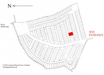 Thumbnail Land for sale in Plots 95 & 96, Blackwater Estuary Estate, Maldon Road, Bradwell-On-Sea, Southminster, Essex