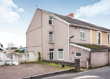 Thumbnail 2 bed end terrace house for sale in 15 Freeman Street, Brynyhyfryd, Swansea