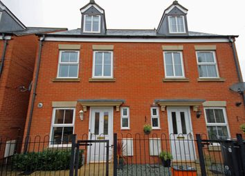 Thumbnail 3 bed terraced house for sale in The Shearings, Swindon