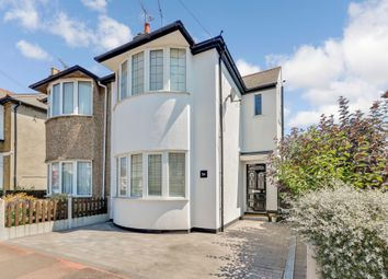 Thumbnail 3 bed semi-detached house for sale in Cranleigh Drive, Leigh-On-Sea, Essex