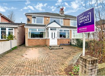 4 bed semi-detached house for sale in Woodlands Road, Manchester M29