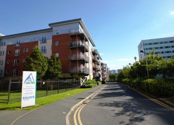 Thumbnail 2 bed flat to rent in Adamson House, Elmira Way, Salford Quays