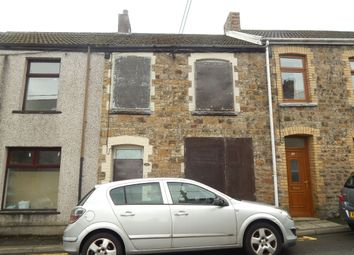 Thumbnail 2 bed terraced house for sale in 127 Pennant Street, Ebbw Vale