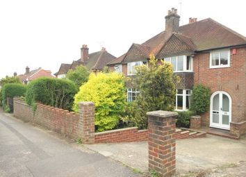 Thumbnail 4 bedroom property to rent in Old Palace Road, Guildford