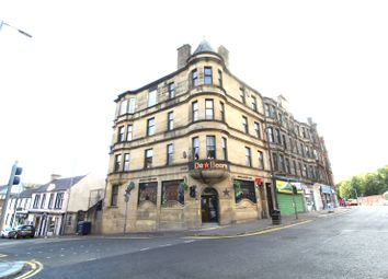 Thumbnail 2 bed flat for sale in High Street, Paisley