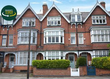 Thumbnail 5 bed terraced house for sale in Fosse Road Central, Westcotes, Leicester