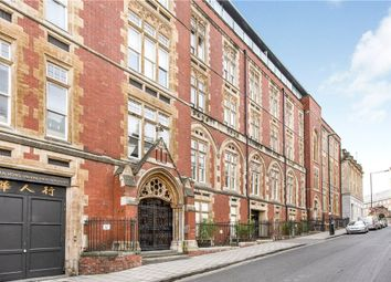 Thumbnail 2 bed flat for sale in Unity Street, Bristol