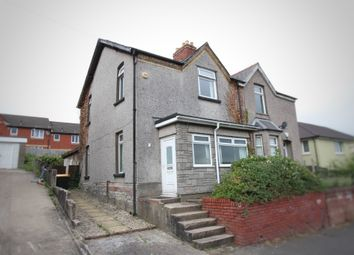 Thumbnail 3 bed semi-detached house for sale in Libeneth Road, Newport
