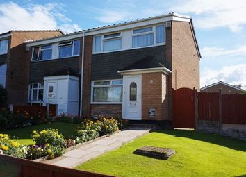 Thumbnail 3 bed end terrace house to rent in Aire Croft, West Heath, Birmingham