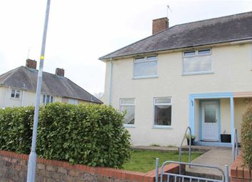Thumbnail 3 bed semi-detached house for sale in Beaufort Road, Pembroke