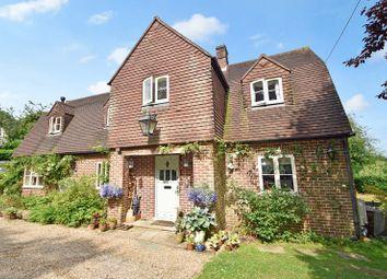 Thumbnail 3 bed detached house for sale in Uckfield Lane, Hever, Edenbridge