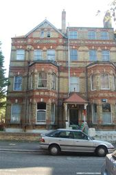 Thumbnail 1 bedroom flat to rent in Flat 1, 9 Westbourne Gardens, Folkestone