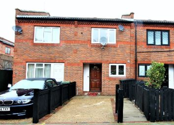 Thumbnail 2 bed terraced house for sale in Solon New Road, London