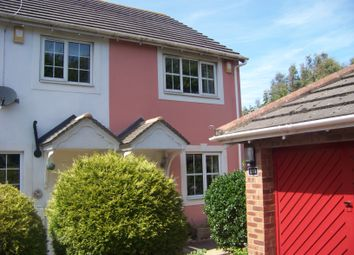 Thumbnail 2 bed detached house to rent in The Barrows, Weston-Super-Mare