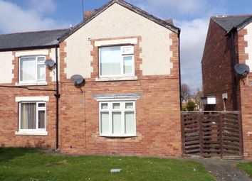 Thumbnail 2 bed terraced house for sale in Gladstone Street, Colliery Row, Houghton Le Spring