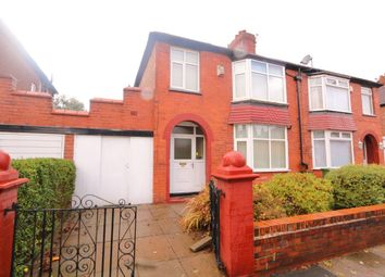 Thumbnail 3 bed semi-detached house for sale in Windsor Road, Denton, Manchester