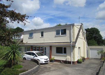Thumbnail 4 bed semi-detached house for sale in Christopher Road, Ynysforgan, Swansea.