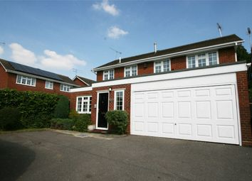Thumbnail 4 bed detached house to rent in Bracknell Lane, Hartley Wintney, Hook