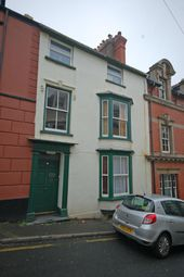 Thumbnail 5 bed terraced house for sale in Custom House Street, Aberystwyth