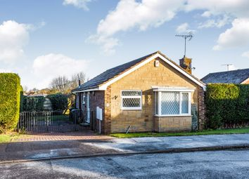 Thumbnail 2 bed detached bungalow for sale in Rydal Road, Dinnington, Sheffield